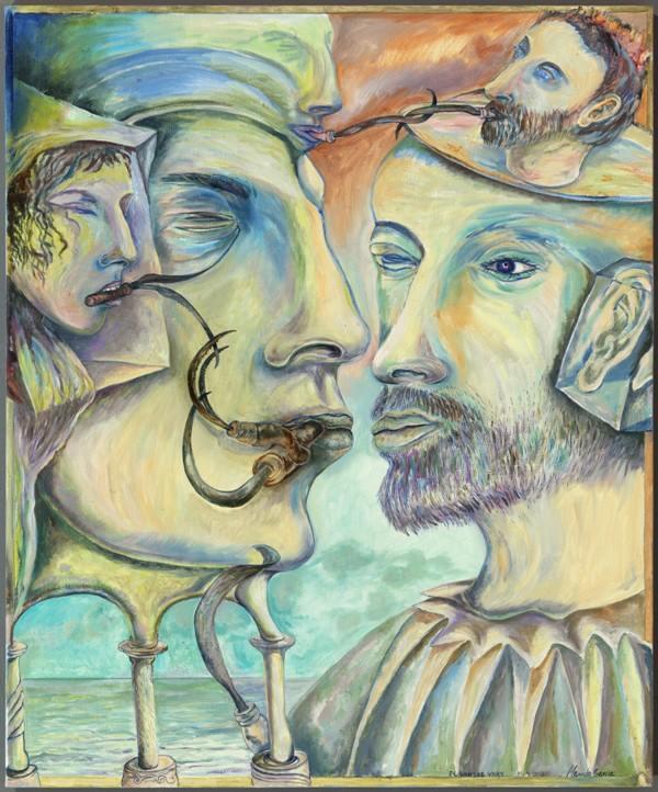 Resultado de imagen para pinturas de manolo garcia