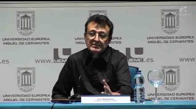Manolo García, perspectivas sobre la creación artística y la gestión cultural 14/11/2013