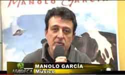 Apoyo de Manolo García, entre otros, a AFADECA
