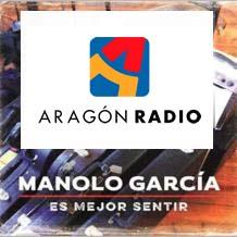 Entrevista a Manolo García en Escúchate, de Aragón Radio