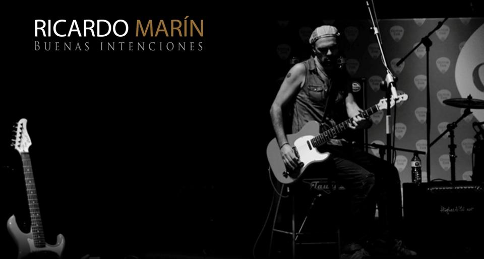Ricardo Marín … Tominoker: Buenas Inteciones, 11 Marzo 2015!