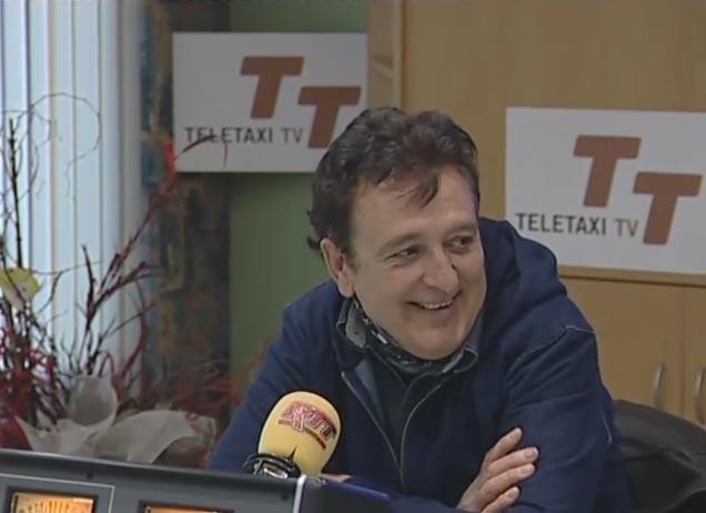 Manolo García en Radio Tele Taxi con Justo Molinero, El Jaroteo