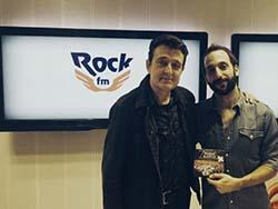 Entrevista a Manolo García en Rock FM