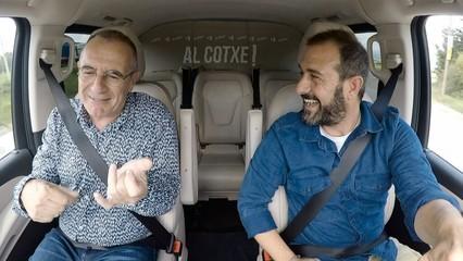"""Quimi Portet (Al Cotxe, TV3): """"M'encanta fer concerts. Però la música no és la meva vida, és el meu ofici."""" // """"Me encanta dar conciertos. Pero la música no es mi vida, es mi oficio."""""""