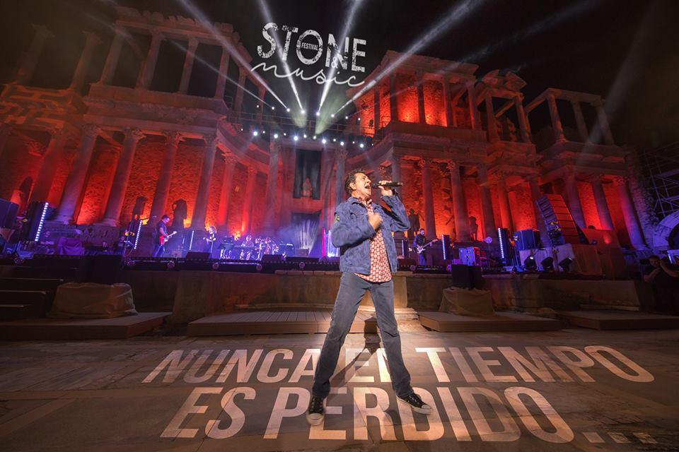 Vídeo: Manolo García en Mérida, Stone and Music