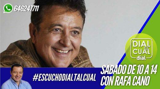 Este sábado 8/12/18 Manolo García en Dial Tal Cual