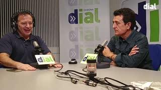"""Manolo García visitó Dial Tal Cual para celebrar su gran año.""""El Grammy Latino no me lo esperaba"""""""