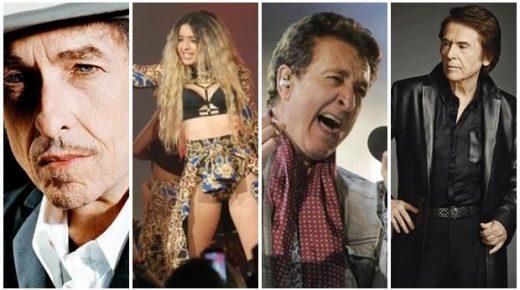 Bob Dylan, Calamaro, Manolo García y Lola Índigo llegan a Fibes