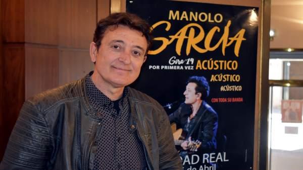 Manolo García en León en la Onda 21/06/2019