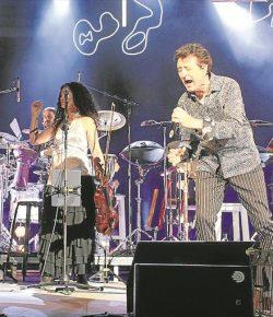 Manolo García hace vibrar al Auditorio Alcalde Juan Muñoz