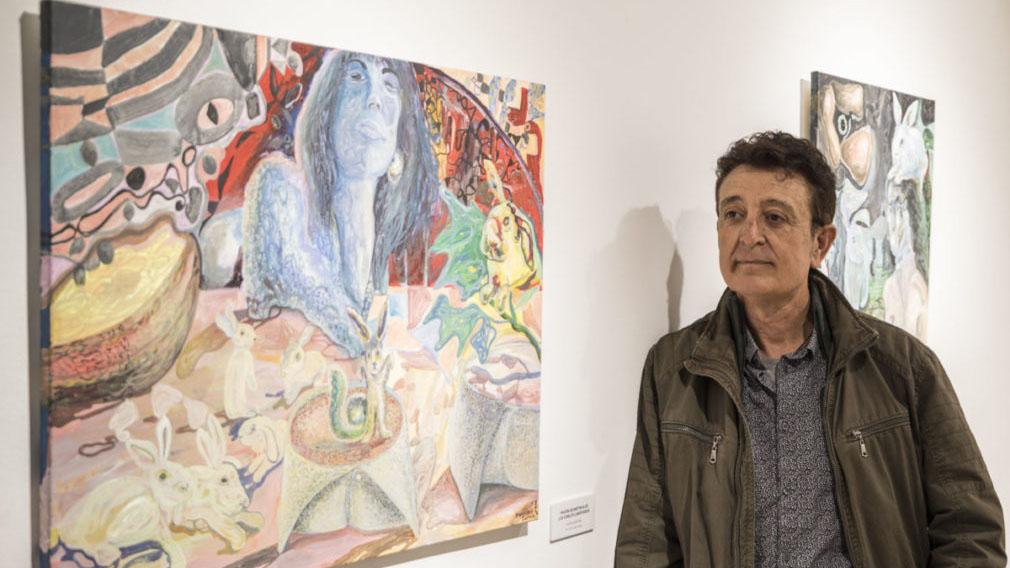 Entrevista a Manolo García en Canal Sur, Dias D Andalucia