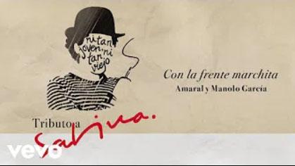 Manolo García y Amaral por Sabina: Con la frente marchita