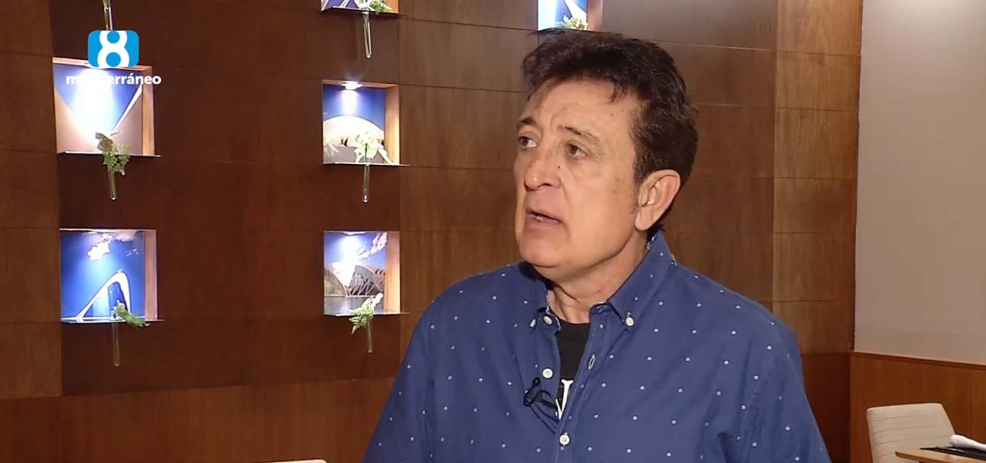 Entrevista a Manolo García en La Ocho TV