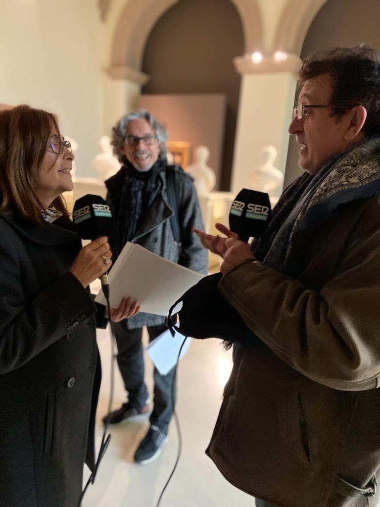 Entrevista a Manolo García en Tot és comèdia 26/12/2020