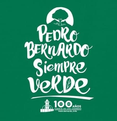 Pedro Bernardo siempre verde, mensaje de Manolo García