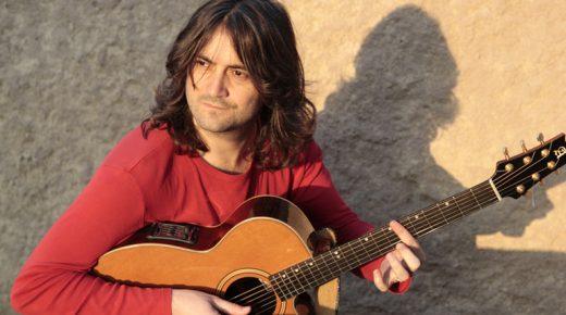 Concierto de Javi Jareño, en el BarnaSants!