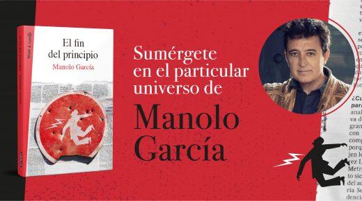 Manolo García 'regala' a sus seguidores un poemario que recoge su imaginario lírico y surrealista