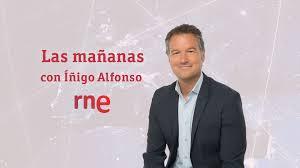 Manolo García: Entrevista, Las mañanas con Iñigo Alfonso, RNE