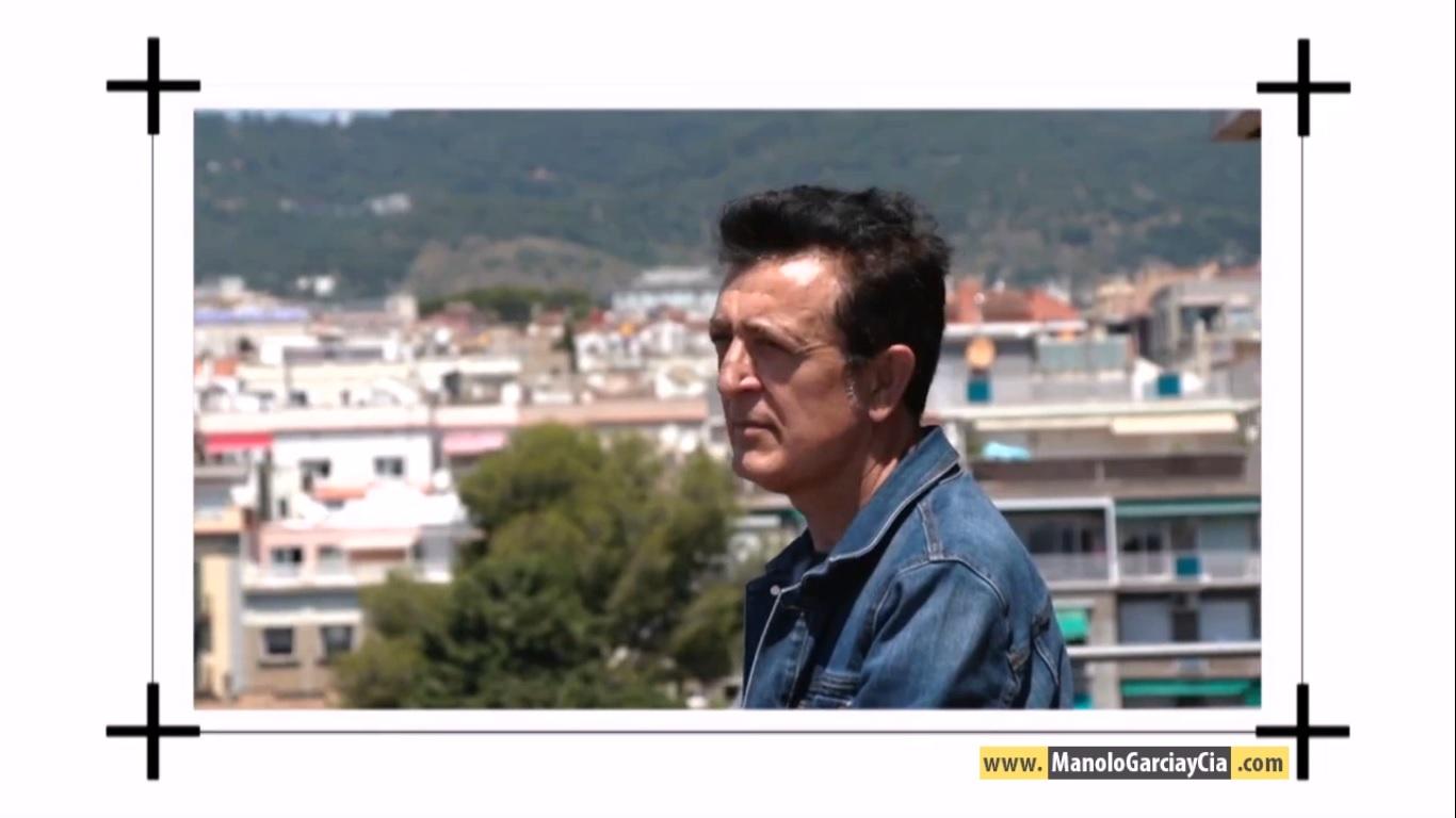 Manolo García en Mil Palabras y + de Cuatro