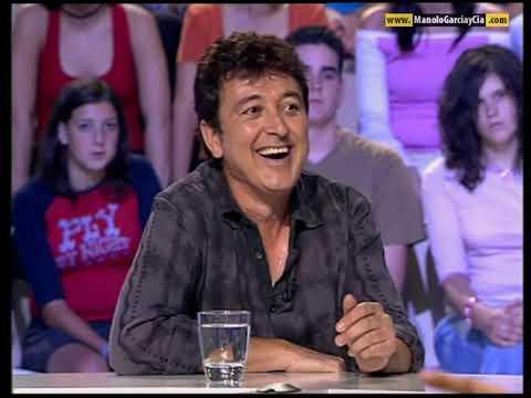 Manolo García, en Lo Más Plus 2004