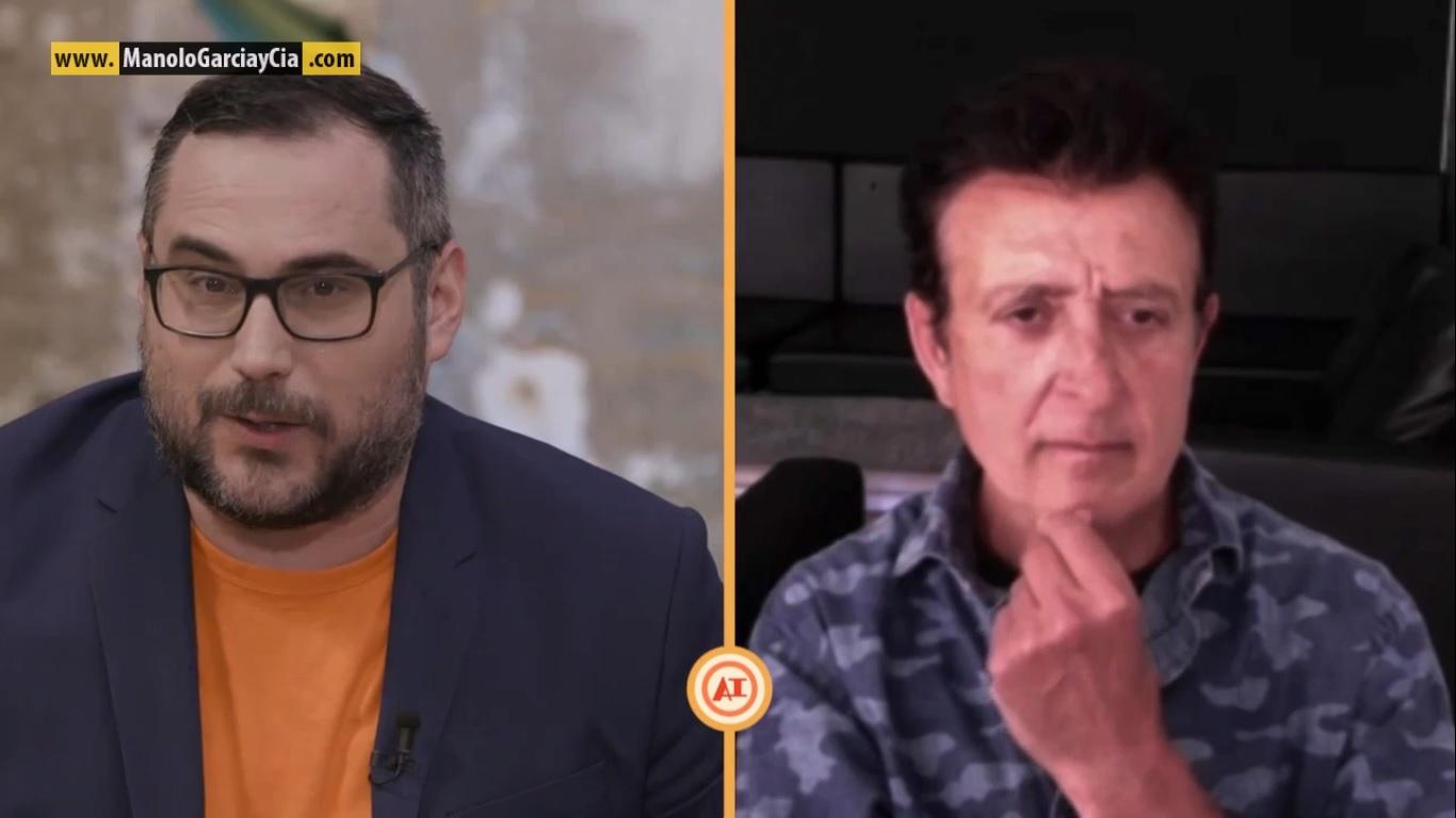 Manolo García en Assumptes Interns, de A Punt Tv (en Valencià)