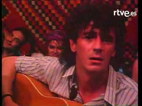 Insurrección (Videoclip, La bola de cristal, 1986). EUDLF