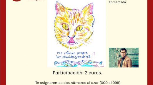 Sorteo de una ilustracion original de Manolo García!